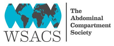 logo for WSACS - the Abdominal Compartment Society