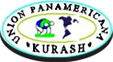 logo for Pan American Kurash Union