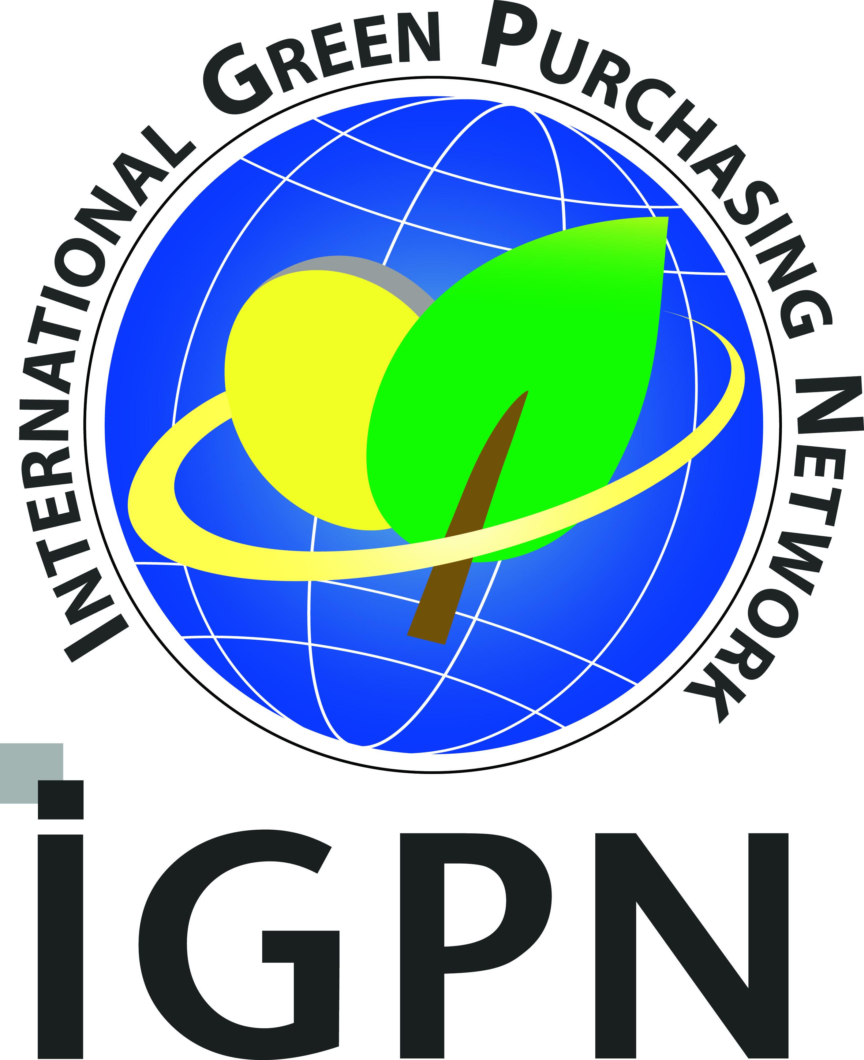 logo for International Green Purchasing Network