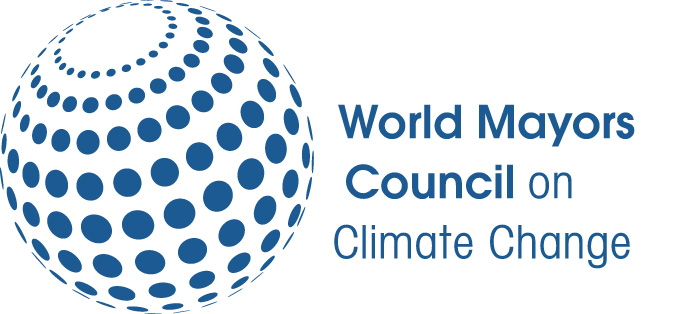 logo for World Mayors Council on Climate Change