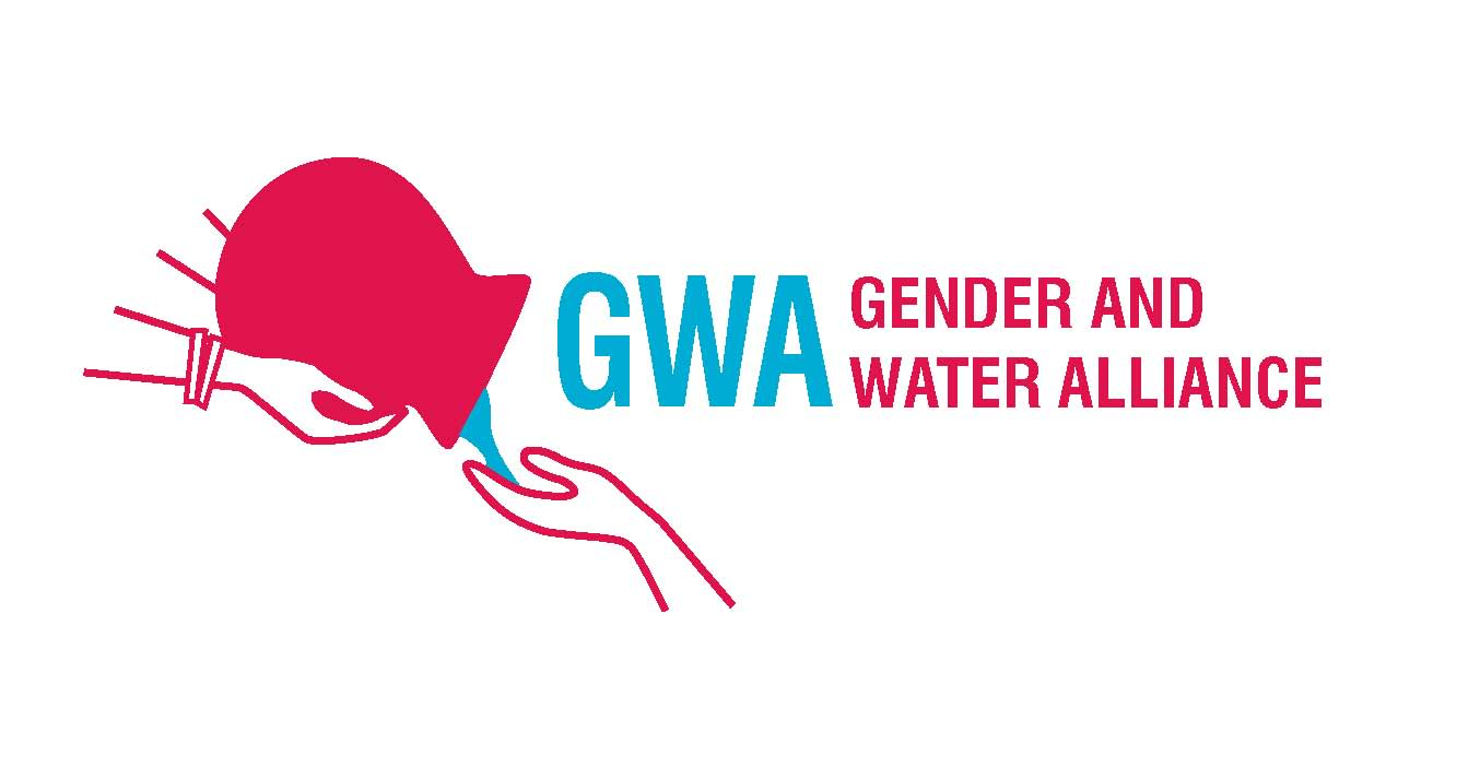 logo for Gender and Water Alliance