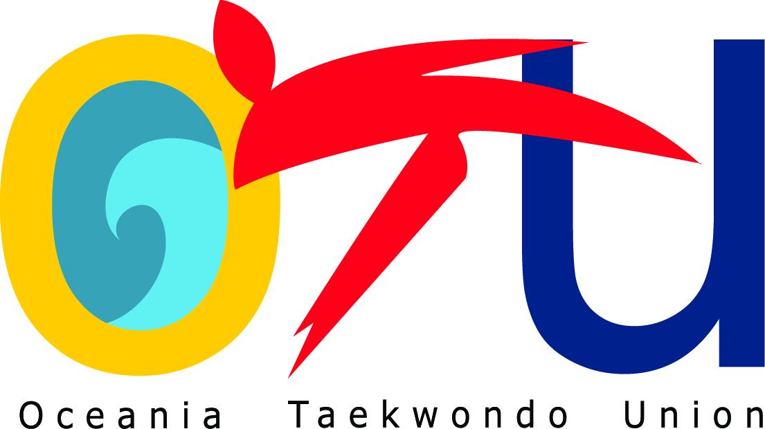 logo for Oceania Taekwondo Union
