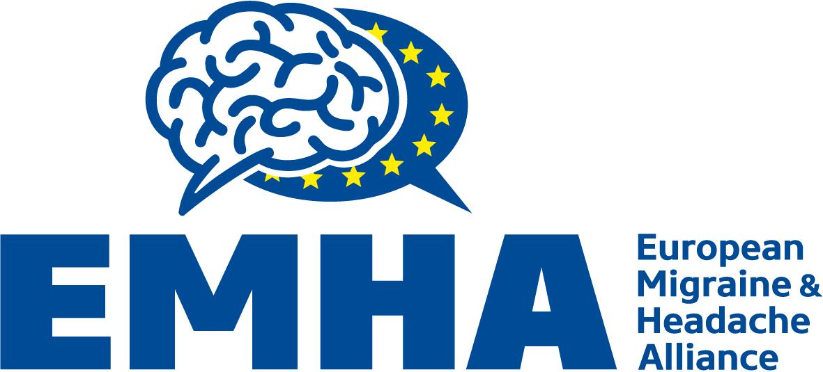 logo for European Migraine  and  Headache Alliance