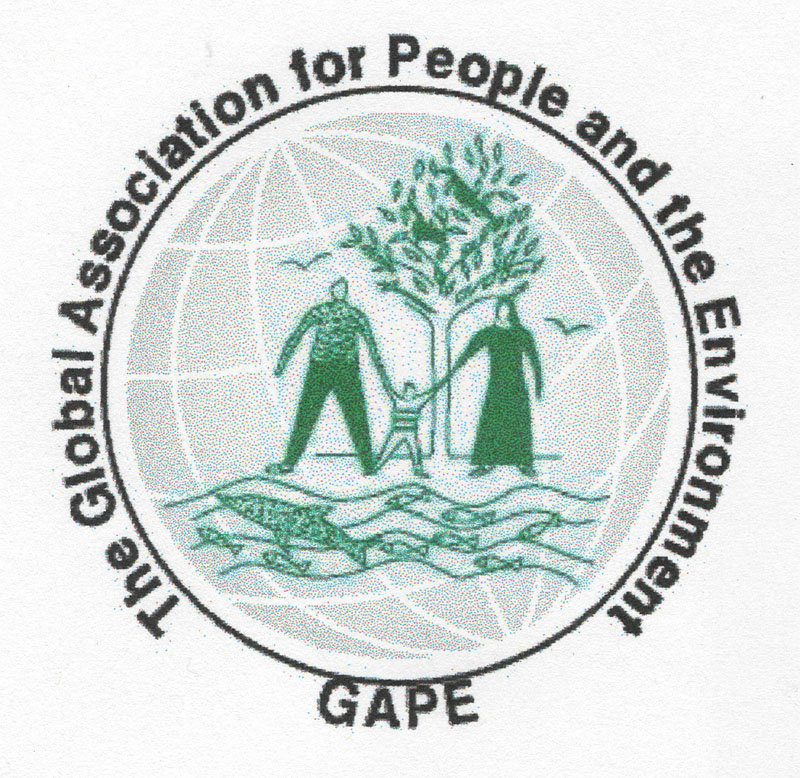 logo for Global Association for People and the Environment
