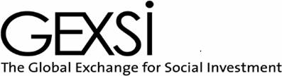 logo for Global Exchange for Social Investment