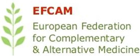 logo for European Federation for Complementary and Alternative Medicine