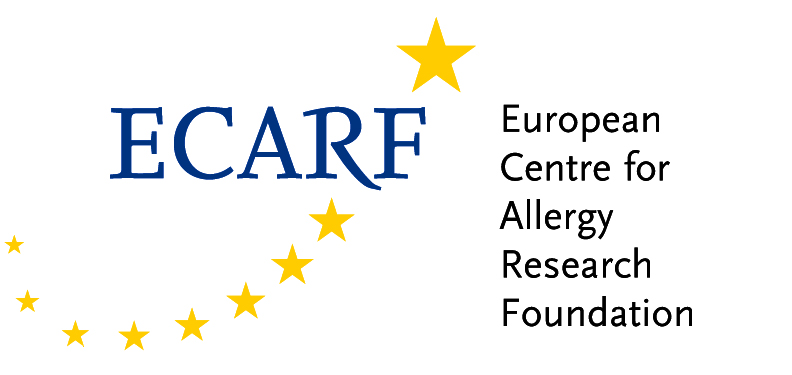 logo for European Centre for Allergy Research Foundation