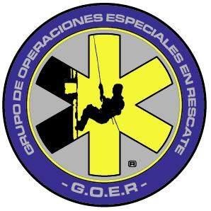 logo for Grupo de Operaciones Especiales en Rescate