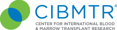 logo for Center for International Blood and Marrow Transplant Research