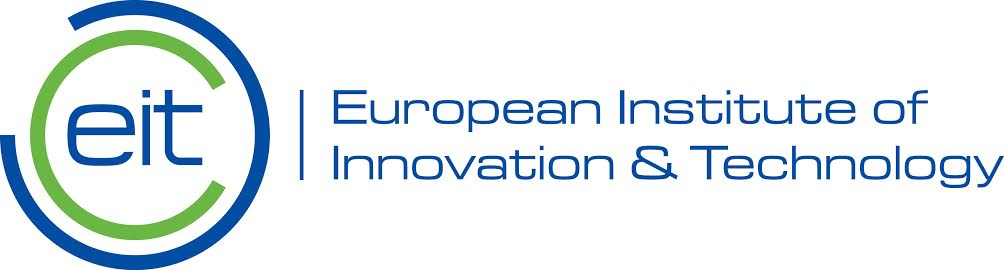 logo for European Institute of Innovation  and  Technology