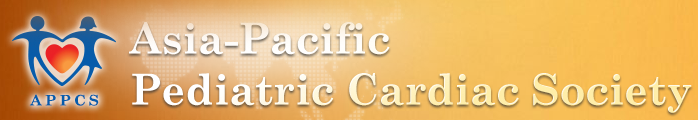 logo for Asia Pacific Pediatric Cardiac Society