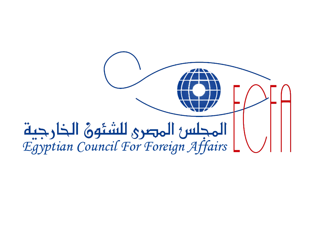 logo for Egyptian Council for Foreign Affairs