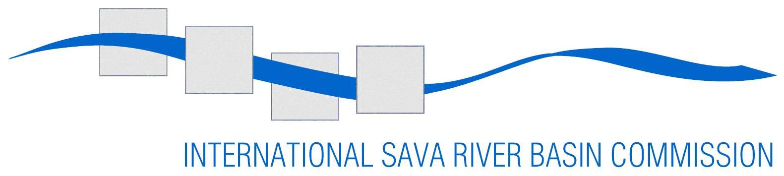 logo for International Sava River Basin Commission