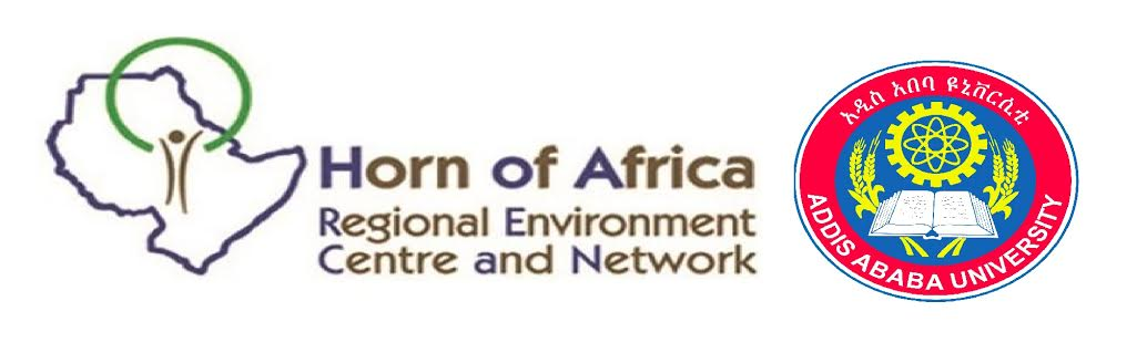 logo for Horn of Africa Regional Environment Centre and Network