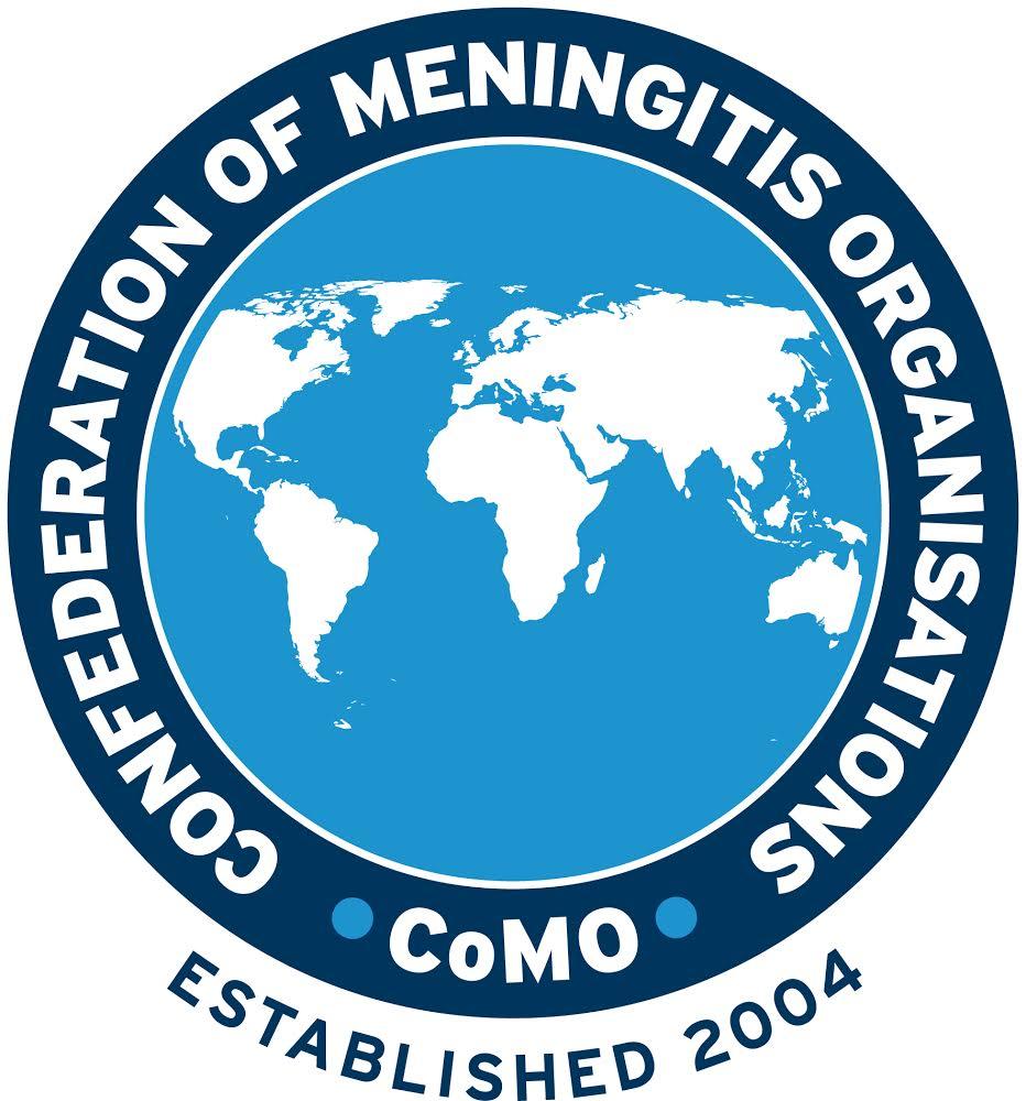 logo for Confederation of Meningitis Organizations