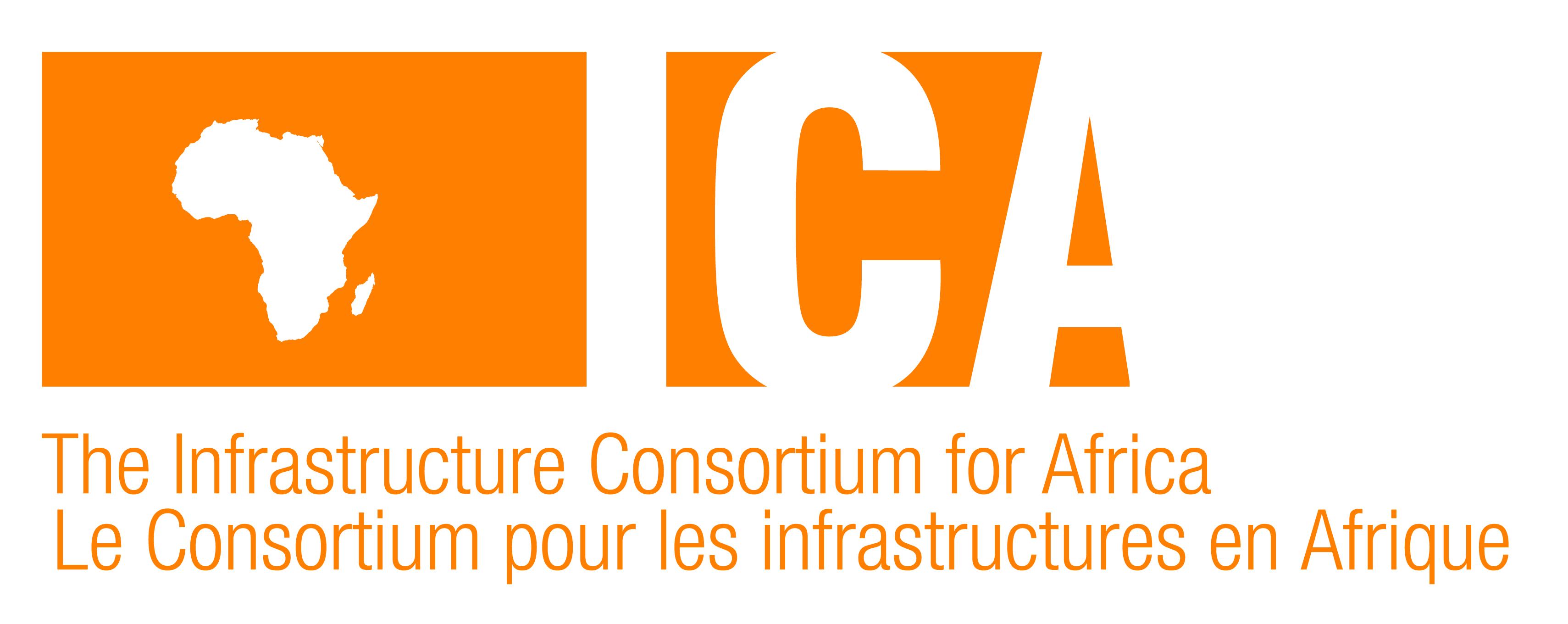logo for Infrastructure Consortium for Africa