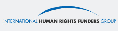 logo for International Human Rights Funders Group