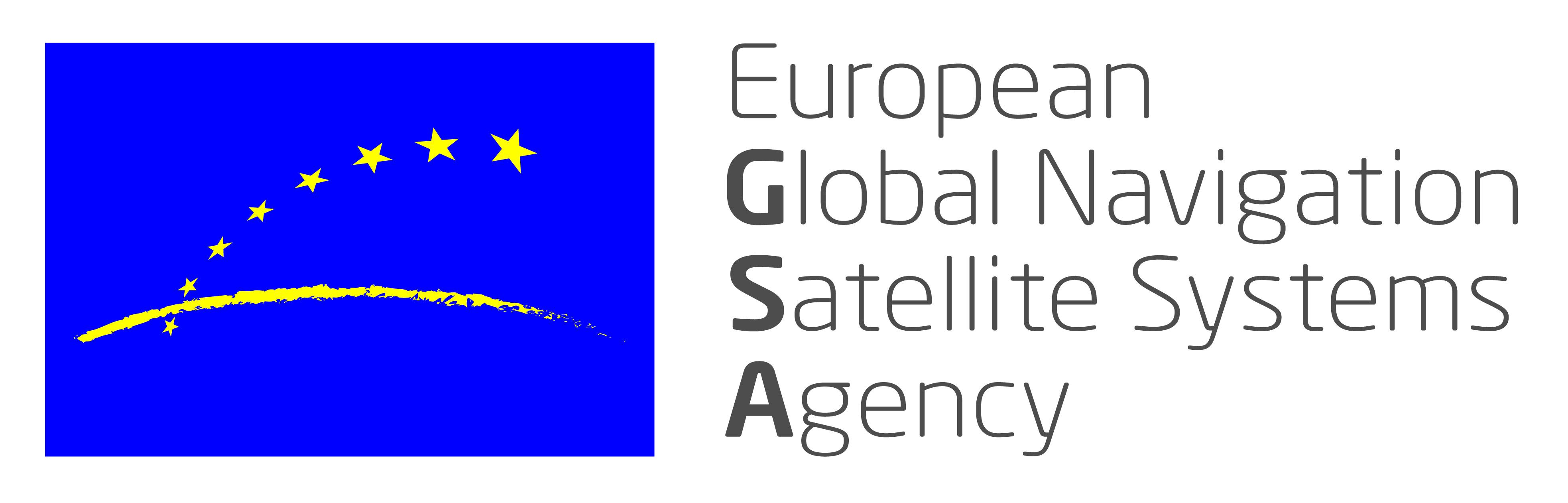 logo for European GNSS Agency