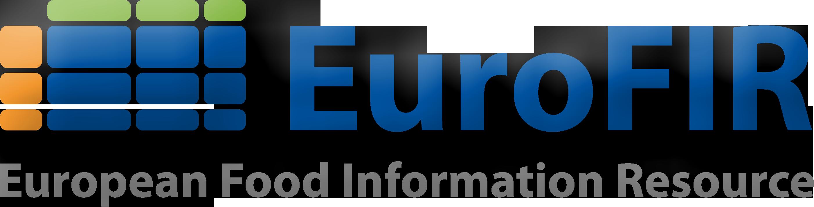 logo for European Food Information Resource