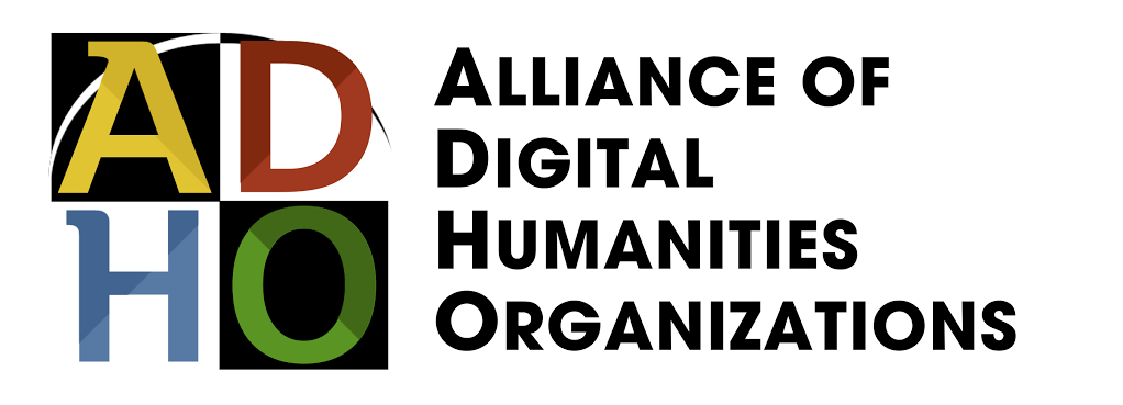 logo for Alliance of Digital Humanities Organizations