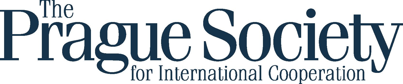 logo for Prague Society for International Cooperation