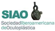 logo for Sociedad Iberoamericana de Oculoplastica