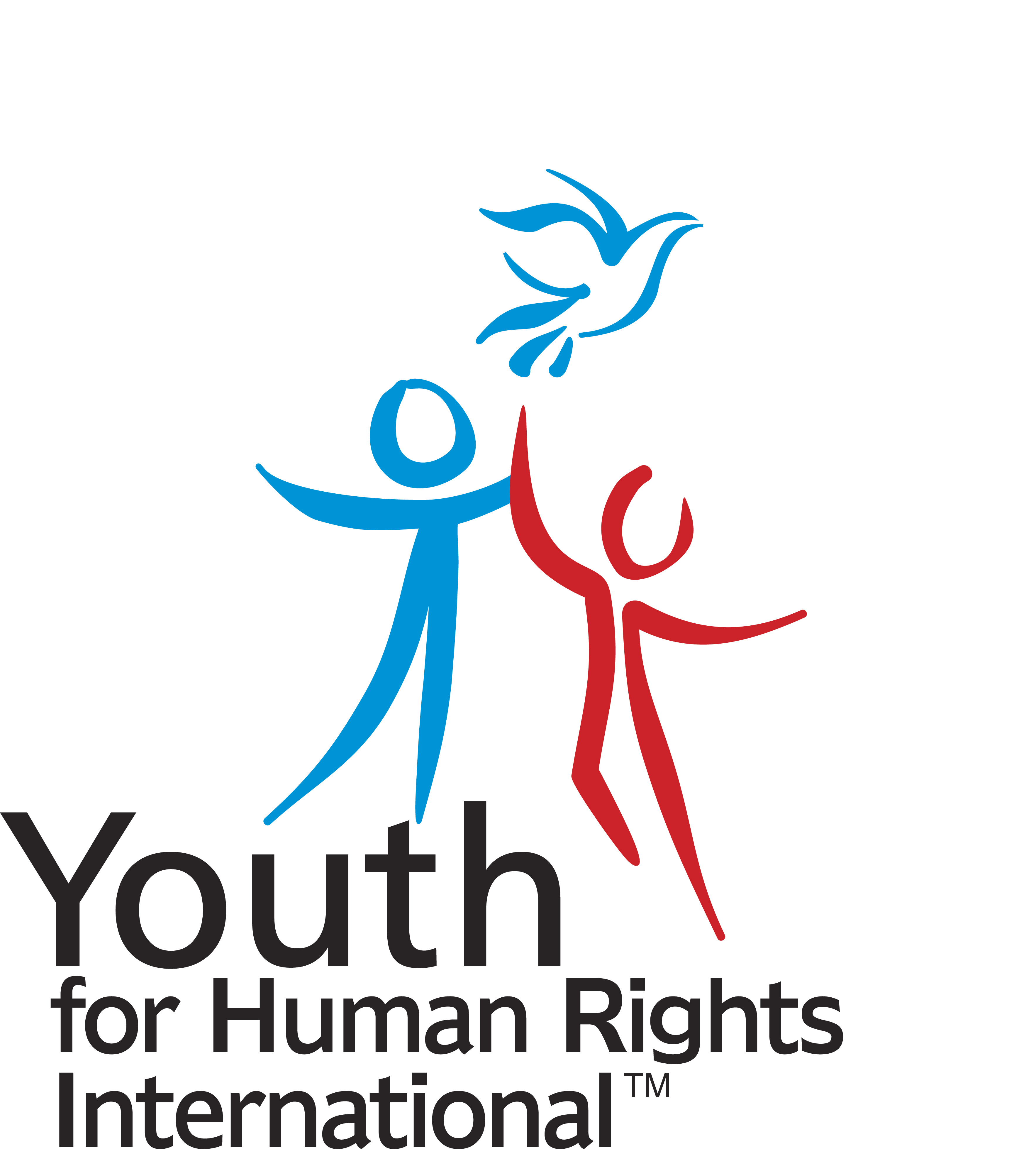 logo for Youth for Human Rights International