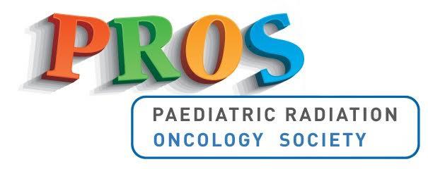 logo for Paediatric Radiation Oncology Society