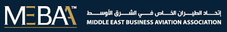 logo for Middle East and North Africa Business Aviation Association
