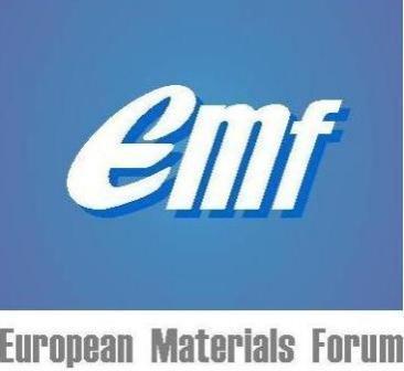 logo for European Materials Forum