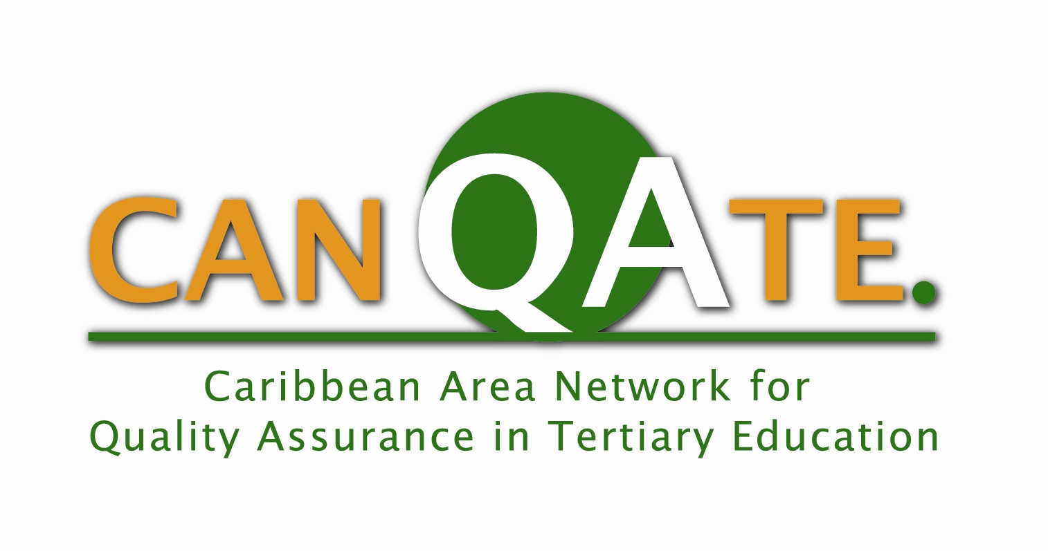 logo for Caribbean Area Network for Quality Assurance in Tertiary Education