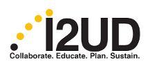 logo for Institute for International Urban Development