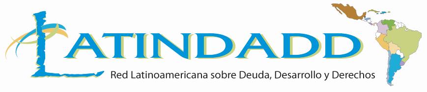 logo for Red Latinoamericana sobre Deuda, Desarrollo y Derechos