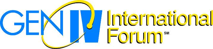 logo for Generation IV International Forum