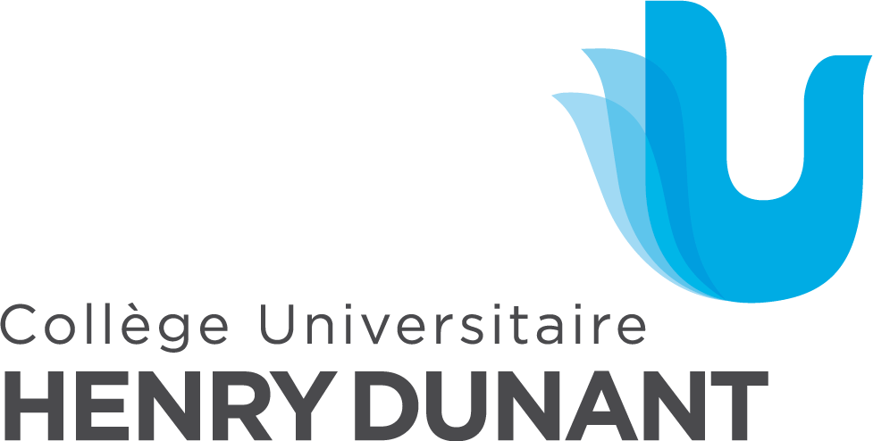 logo for Collège universitaire Henry Dunant