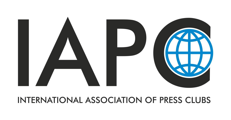 logo for International Association of Press Clubs