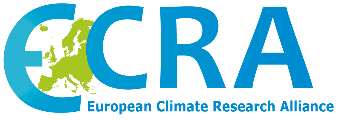 logo for European Climate Research Alliance