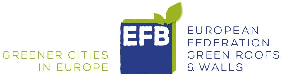 logo for European Federation of Green Roof Associations