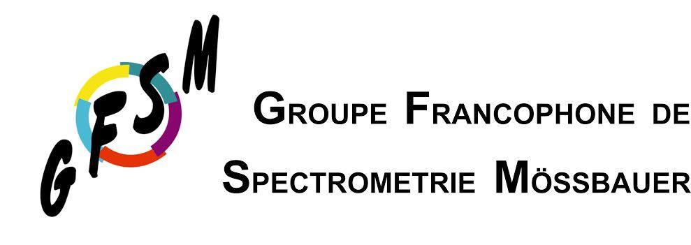 logo for Groupe Francophone de Spectrométrie Mössbauer