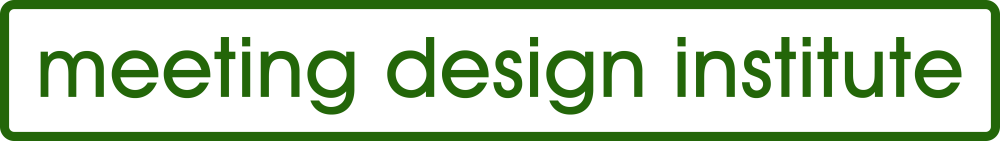 logo for Meeting Design Institute