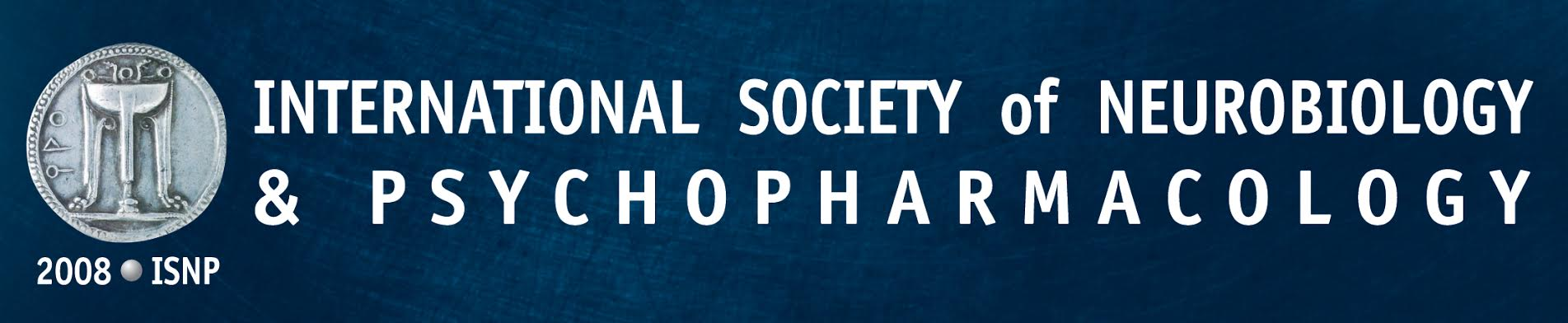 logo for International Society on Neurobiology and Psychopharmacology