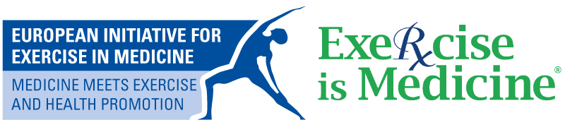 logo for European Initiative for Exercise in Medicine
