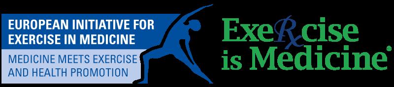 logo for European Initiative for Exercise in Medicine