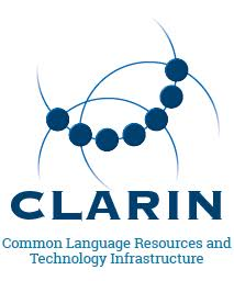 logo for Common Language Resources and Technology Infrastructure