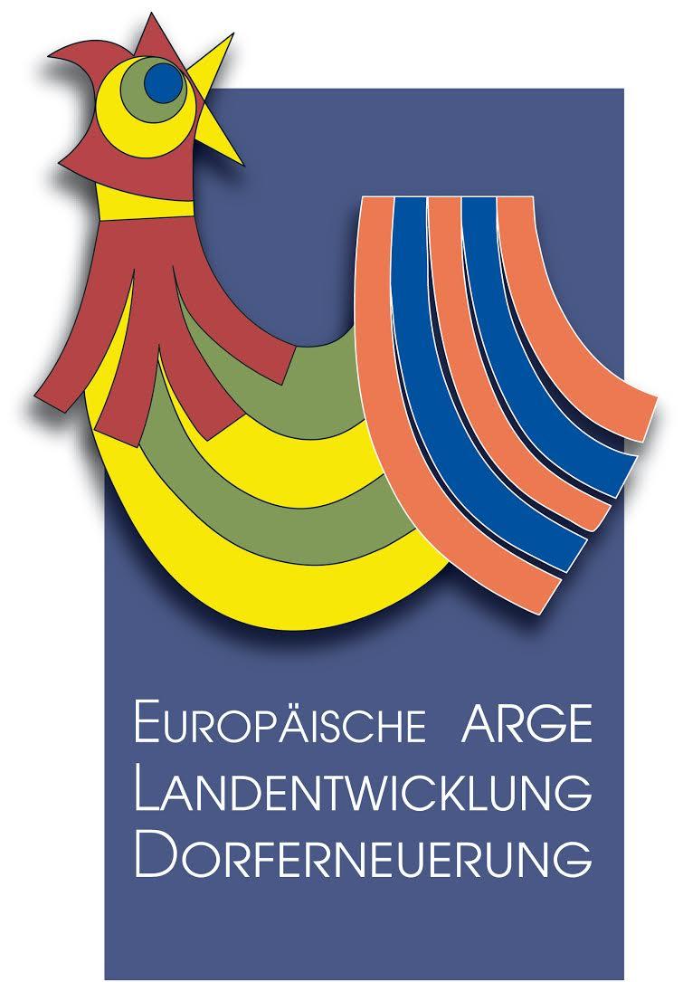logo for Europäische ARGE Landenentwicklung  and  Dorferneuerung