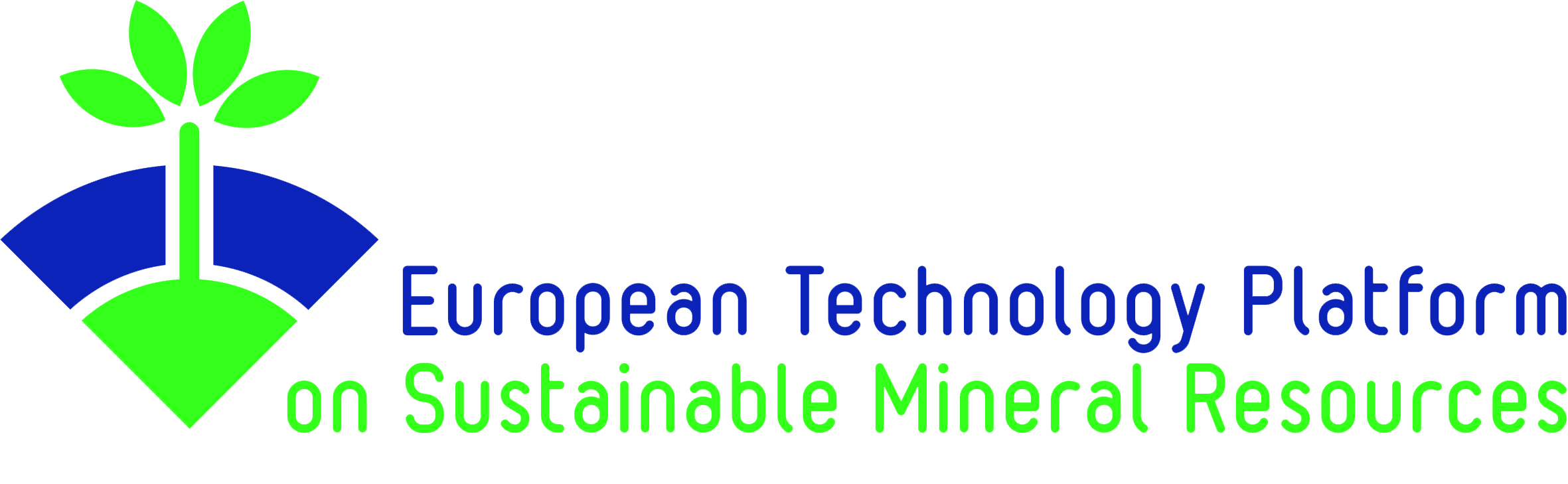 logo for European Technology Platform on Sustainable Mineral Resources