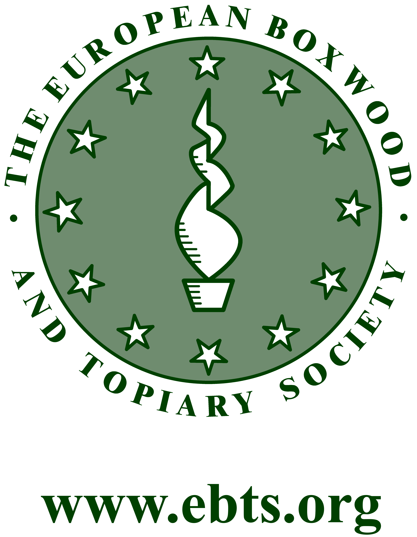 logo for European Boxwood  and  Topiary Society
