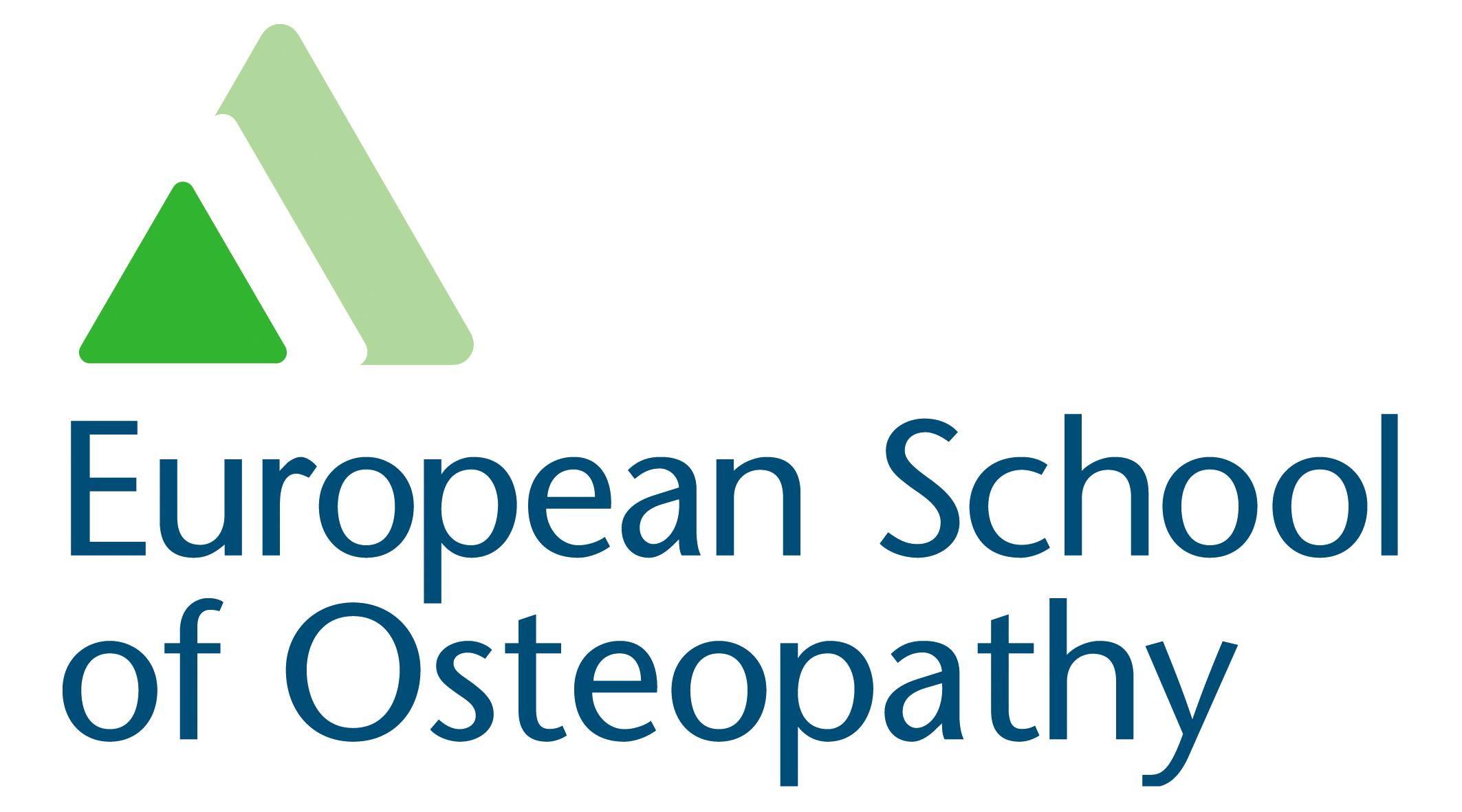 logo for European School of Osteopathy