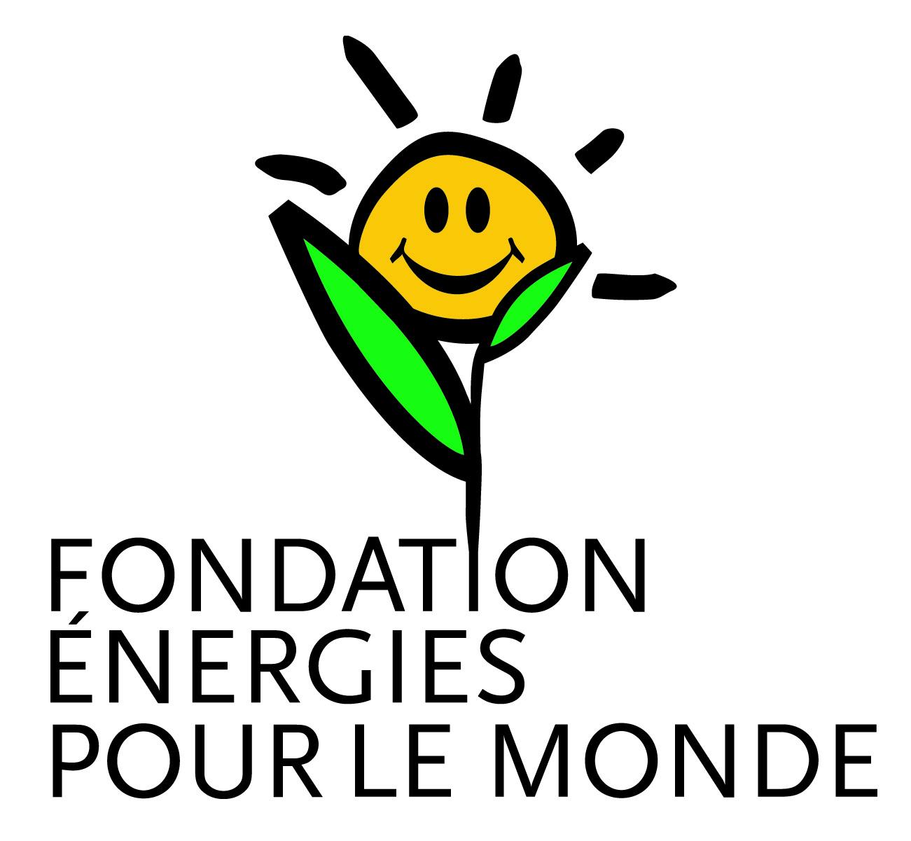 logo for Fondation énergies pour le monde