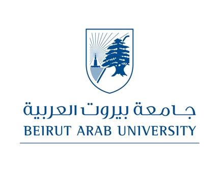 logo for Beirut Arab University